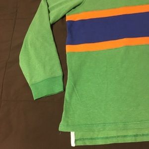 Polo by Ralph Lauren Shirts - Polo RL Men's longsleeve rugby polo Shirt Sz 2XL